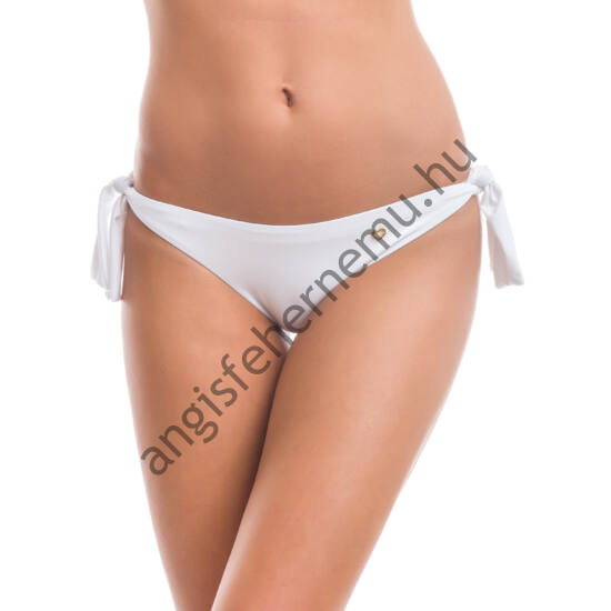 POPPY BRASIL Bikini alsó - FEHÉR