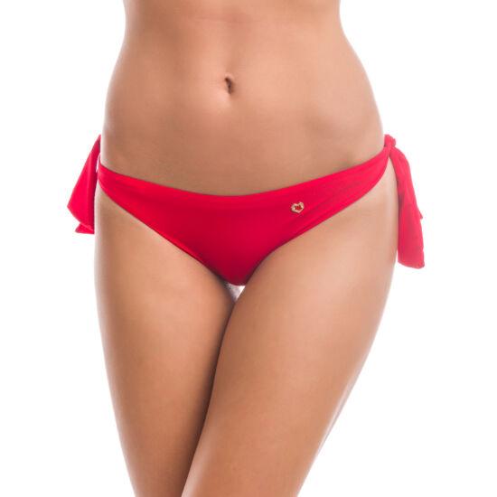 POPPY BRASIL Bikini alsó - PIROS