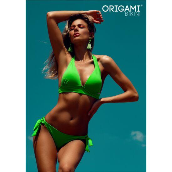 ORIGAMI BIKINI PL-LTD-415 Neon Green Limitált kiadás!