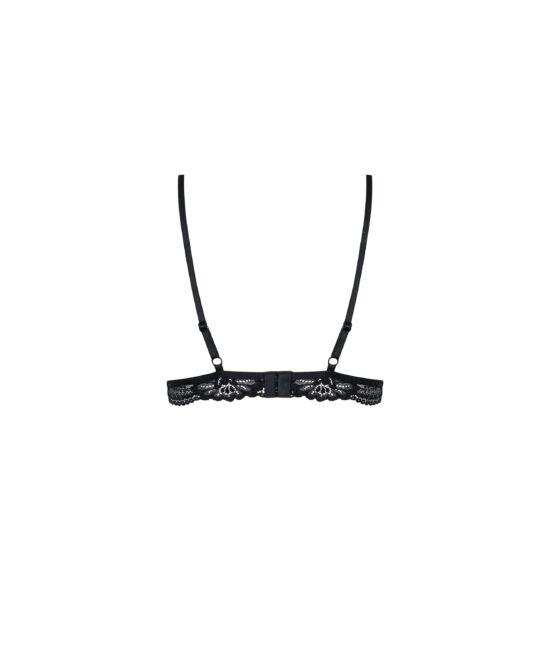 810 Black fehérnemű, vékony szivacsos melltartó