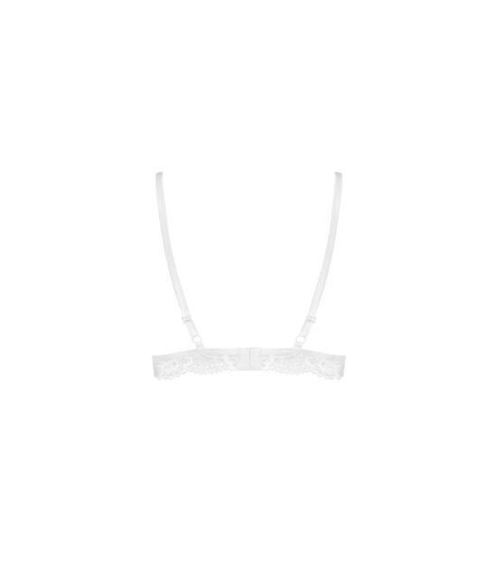 810 White fehérnemű, vékony szivacsos melltartó