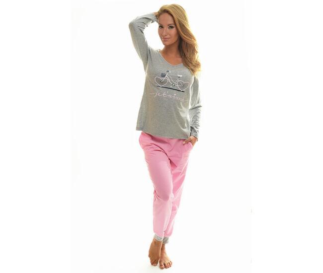 poppy-chill-bicikli-pizsama-szurke-pink