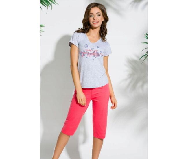 SYLWIA Grey női pizsama (086-2)