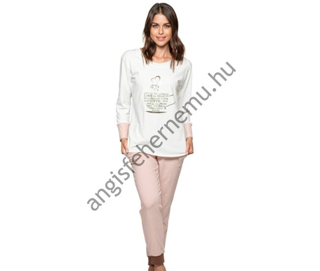 POPPY Melissa Love Coffee pizsama