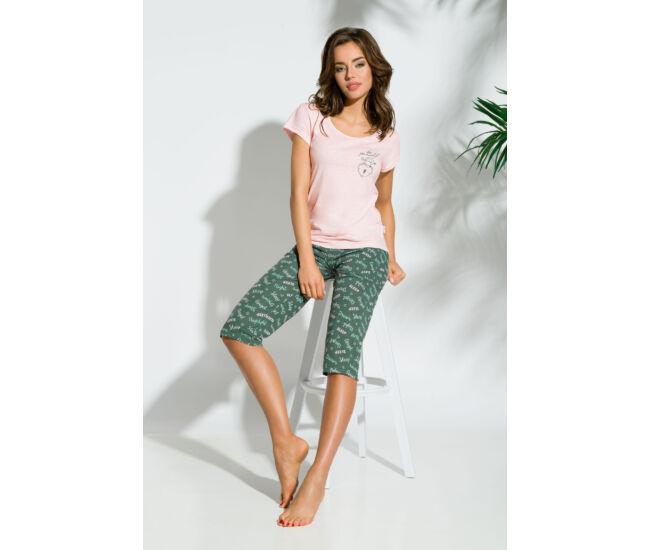 MELISSA Peach női pizsama (2167-2)