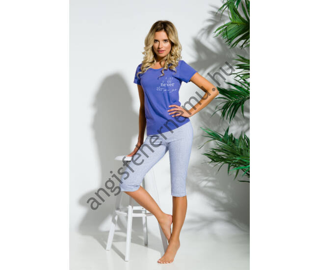 KELLY Blue női pizsama (2160-1)