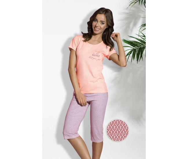 KELLY Peach női pizsama (2160-2)