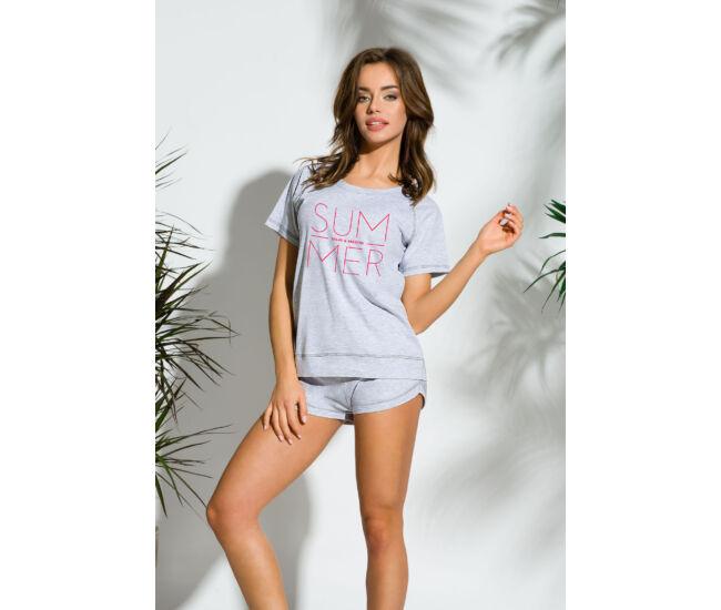 AURA Grey női pizsama (2161)