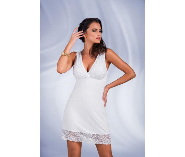 AMELIA White Exclusive női hálóing
