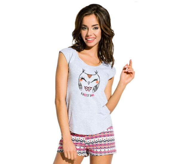 EVA Light Grey női pizsama (2157-1)