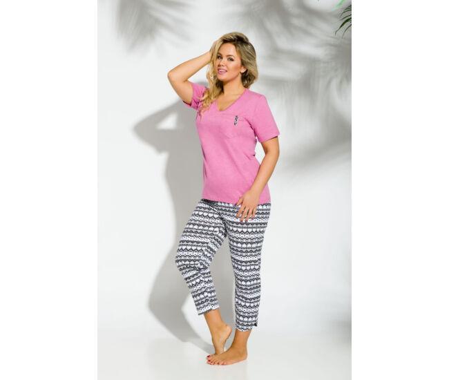ETNA Malwa 2XL-3XL női pizsama (2192-2)