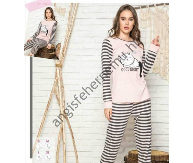 CAT női pizsama
