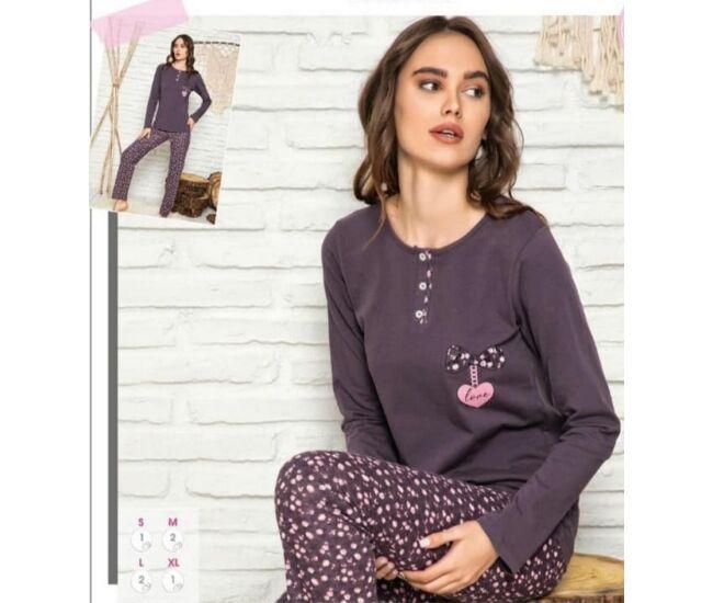 LOVE női pizsama