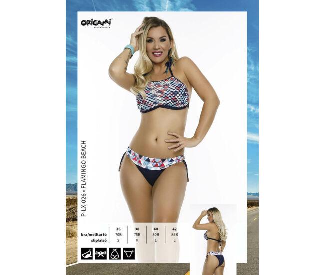 ORIGAMI BIKINI PLX-026 Flamingo Beach